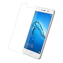 Защитное стекло Optima 2.5D для Huawei Y7 Transparent