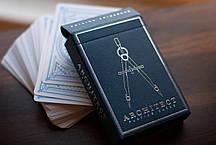 Карты игральные   Architect Playing Cards, фото 3