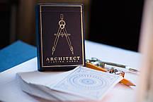 Карты игральные   Architect Playing Cards, фото 2