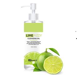 Гидрофильное масло с экстрактом лайма и витамином С Secret Skin Lime Fizzy Cleansing Oil