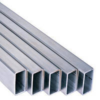 Труба 50х25х1,5 сварная стальная прямоугольная