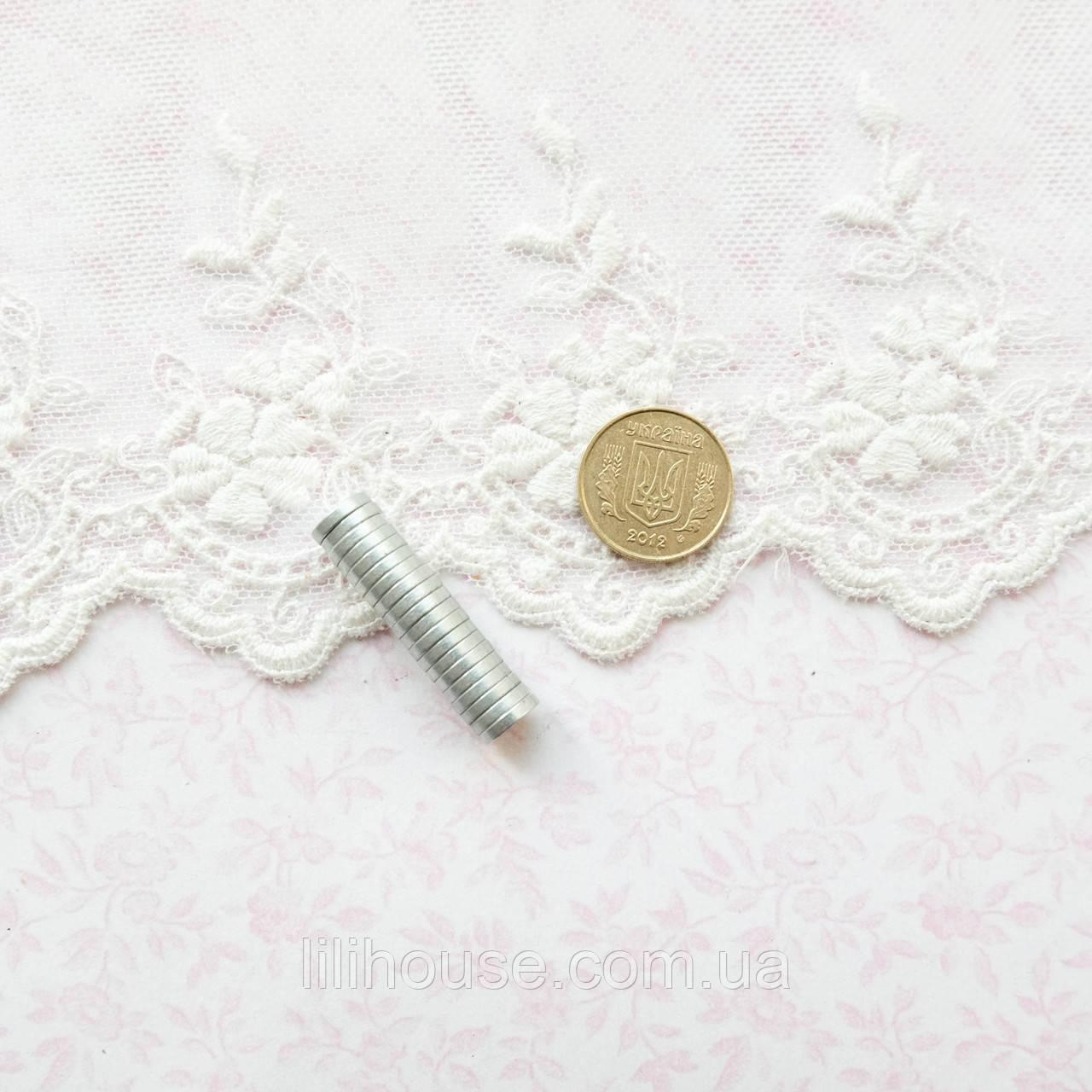 Магнит Мини 7*1.5 мм пара