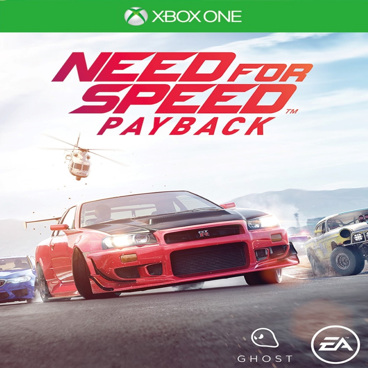 Need for Speed Payback RUS Xbox ONE