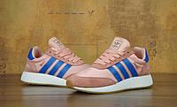 Кроссовки женские Adidas Iniki Runner pink
