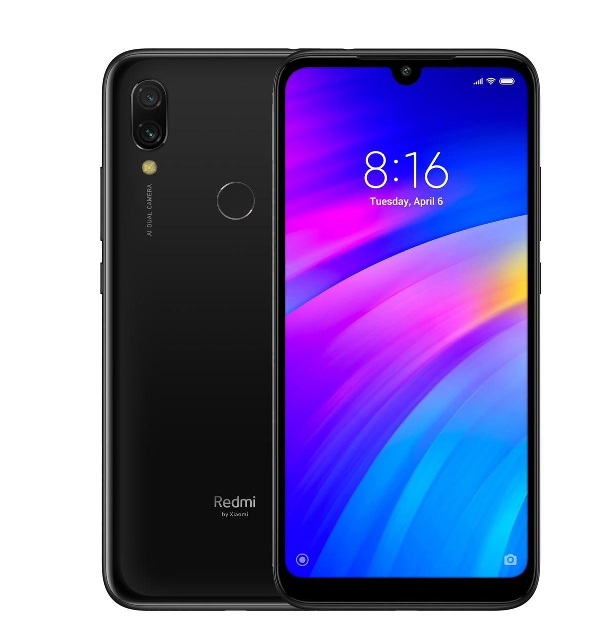 Cмартфон Xiaomi Redmi 7 Global Version 3/32GB Black