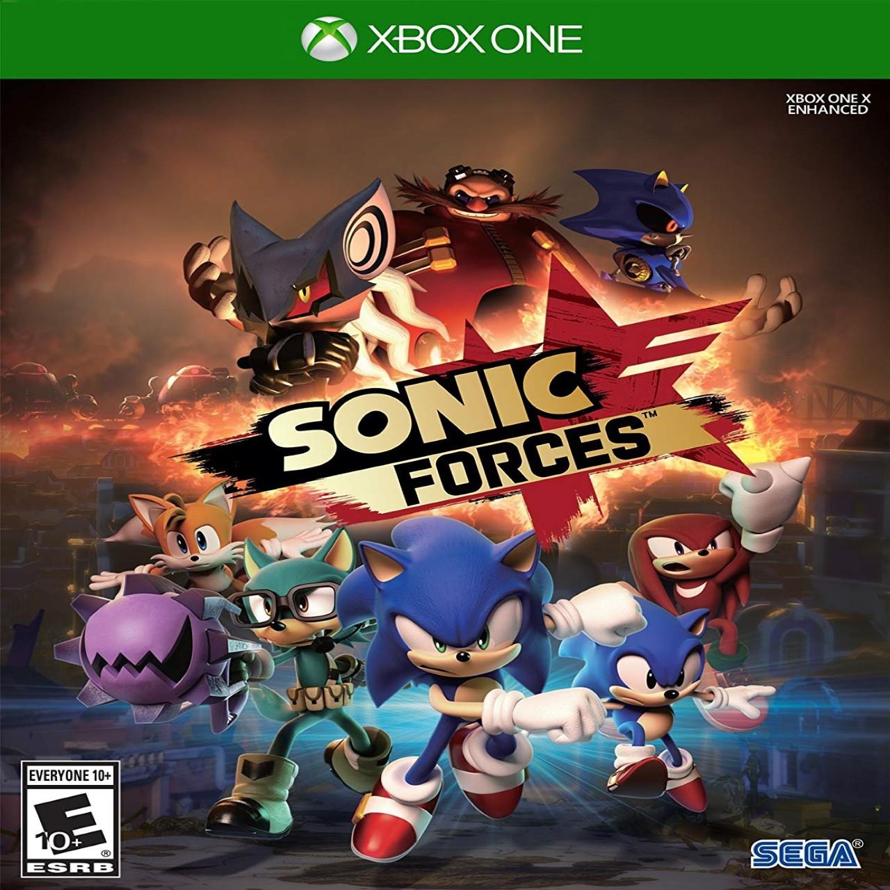 Sonic Forces (російська версія) XBOX ONE