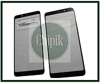 Стекло для переклейки дисплея Xiaomi Redmi Note 5, Черное
