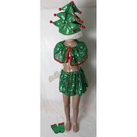 """Детский костюм """"Новогодняя елка"""""""