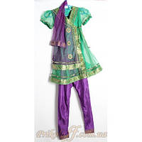 """Детский костюм """"Индийская девочка"""", национальный"""