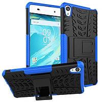 Чехол Armor Case для Sony Xperia XA F3112 / F3111 Синий