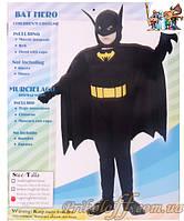 """Детский костюм """"Накаченный Бетмен"""" (рост 130-140)"""