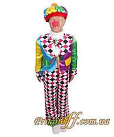 """Детский костюм """"Веселый клоун"""""""