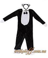 """Детский костюм """"Черно-белый кот"""""""
