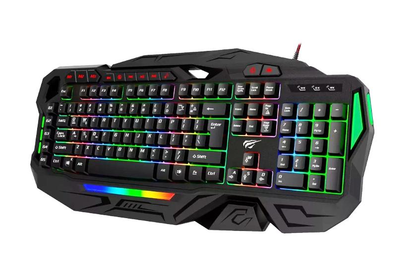 Клавиатура игровая Havit HV-KB417L black