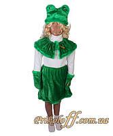 """Детский костюм """"Зеленая Лягушка"""""""