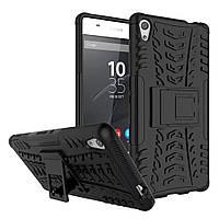 Чехол Armor Case для Sony Xperia XA Ultra / C6 Ultra Черный