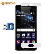 Защитное стекло Mocolo 3D для Huawei Mate 10 Pro белый