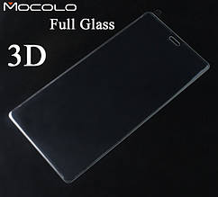Защитное стекло Mocolo 3D для Huawei P9 прозрачный