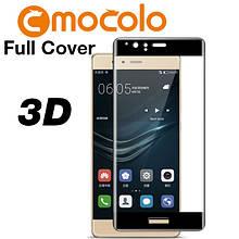 Защитное стекло Mocolo 3D для Huawei P9 черный