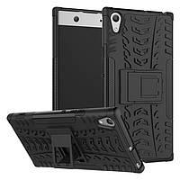 Чехол Armor Case для Sony Xperia XA1 G3112 Черный
