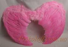 Крила Ангела - рожеві, розмір 40/60 см