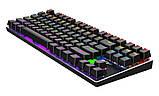 Клавиатура игровая Havit HV-KB435L black, фото 3