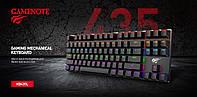 Клавиатура HAVIT HV-KB435L black, фото 1