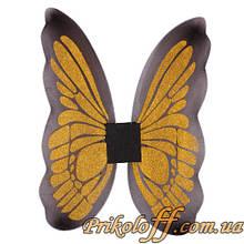 Крила Метелика, золото 40*55 см