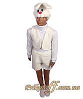 """Детский костюм """"Беленький зайчик"""""""