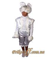 """Детский костюм """"Беленький мышонок"""""""