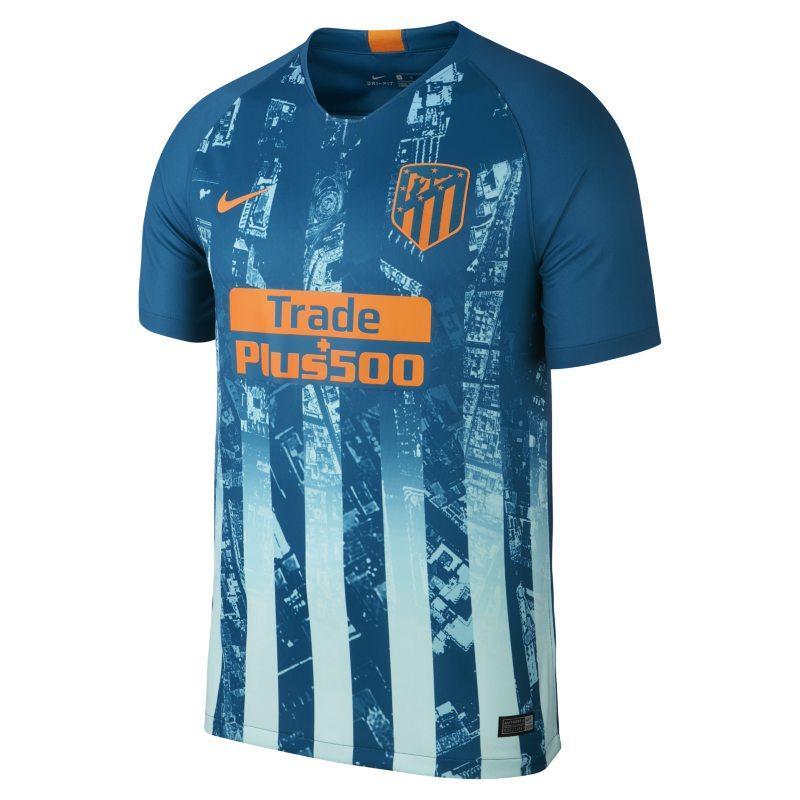 Атлетико Мадрид резервный комплект