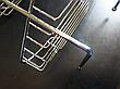 Полка для ванной навесная Ескала (угловая) (3х) , фото 3