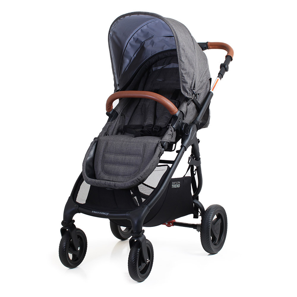 Прогулочна коляска Valco Baby Snap 4 Ultra Trend / Charcoal