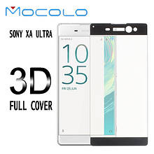 Защитное стекло Mocolo 3D для Sony Xperia XA Ultra F3212 F3216 Black
