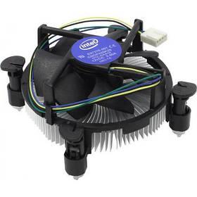 Вентилятор, кулер, система охлаждения CPU Intel Original, 4-pin, LGA 1150/1151/1155/1156, медная вставка
