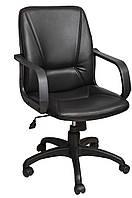 Кресло для руководителя Лига Пластик Неаполь N-20