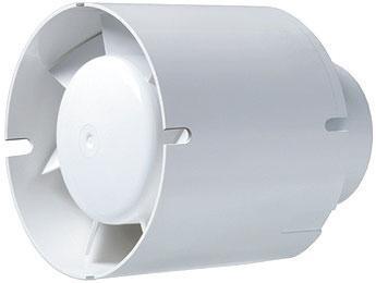 Побутовий канальний вентилятор BLAUBERG Tubo 150 (Німеччина)