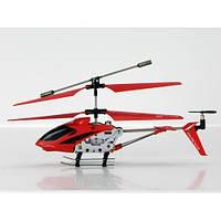 Радиоуправляемый вертолет 33008 гироскоп Red  красный