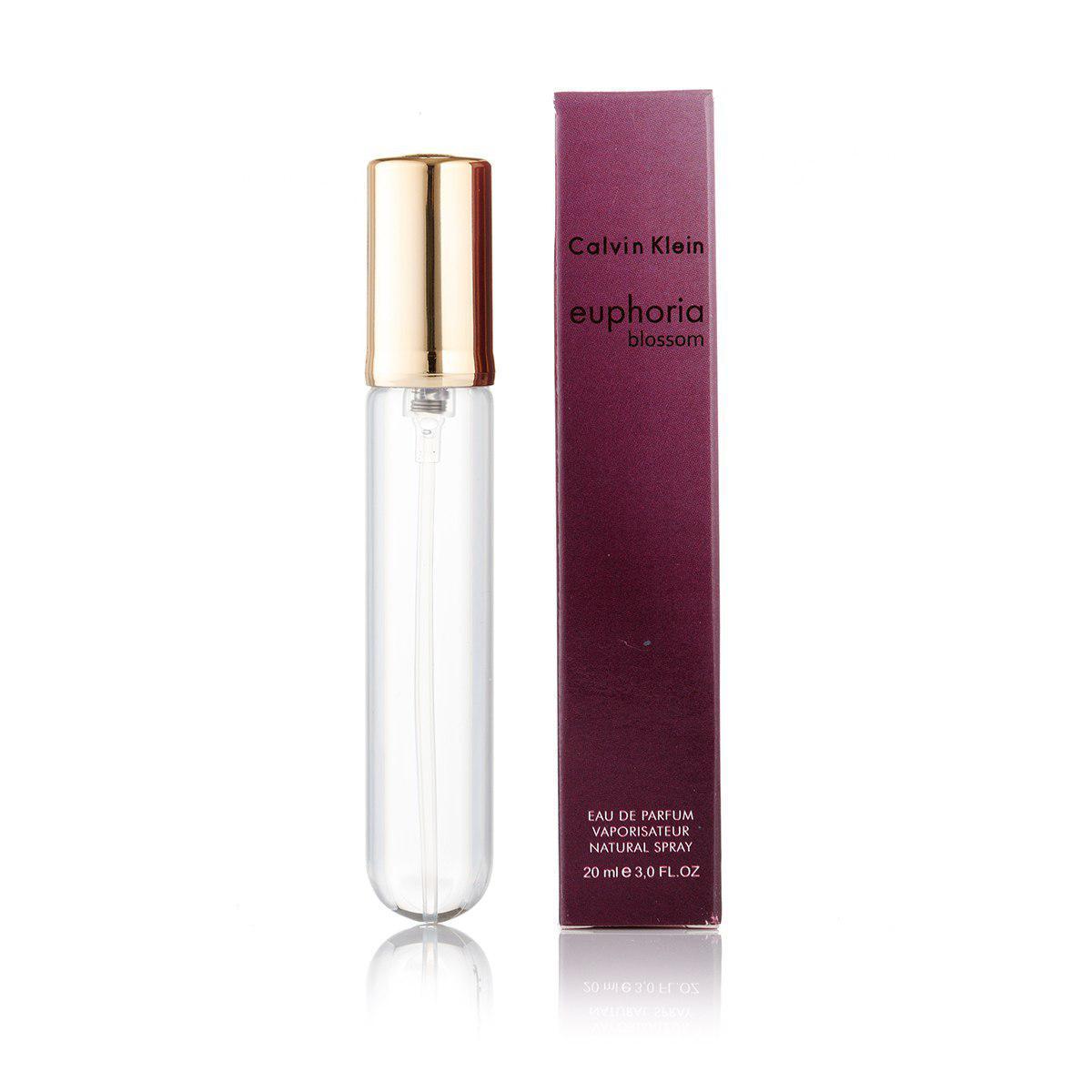 Женский мини парфюм Calvin Klein Euphoria Blossom - 20 мл