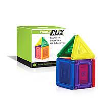 Детский магнитный конструктор Guidecraft PowerClix Solids Базовый набор, 6 деталей (G9481)