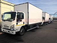 Сэндвич-панельный фургон на а/м ISUZU, фото 1