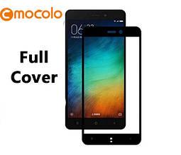 Защитное стекло Mocolo Full сover для Xiaomi Redmi 4A Black