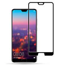 Защитное стекло Mocolo 3D для Huawei P20 черный