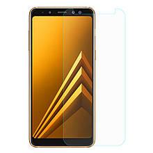 Защитное стекло Optima 2.5D для Samsung Galaxy A530 A8 2018 Transparent