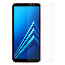 Защитное стекло Optima 2.5D для Samsung Galaxy A730 A8 Plus 2018 прозрачный