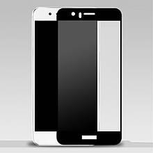 Защитное стекло OP Full cover для Huawei Honor 8 черный