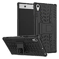 Чехол Armor Case для Sony Xperia XA1 Ultra G3221 / G3226 Черный