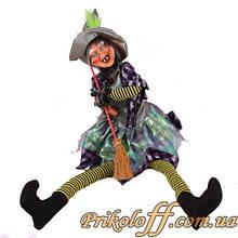 """Статуетка """"Баба Яга"""", співає і танцює 60 см"""