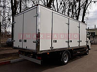 Фургон для перевозки бутилированной воды, фото 1