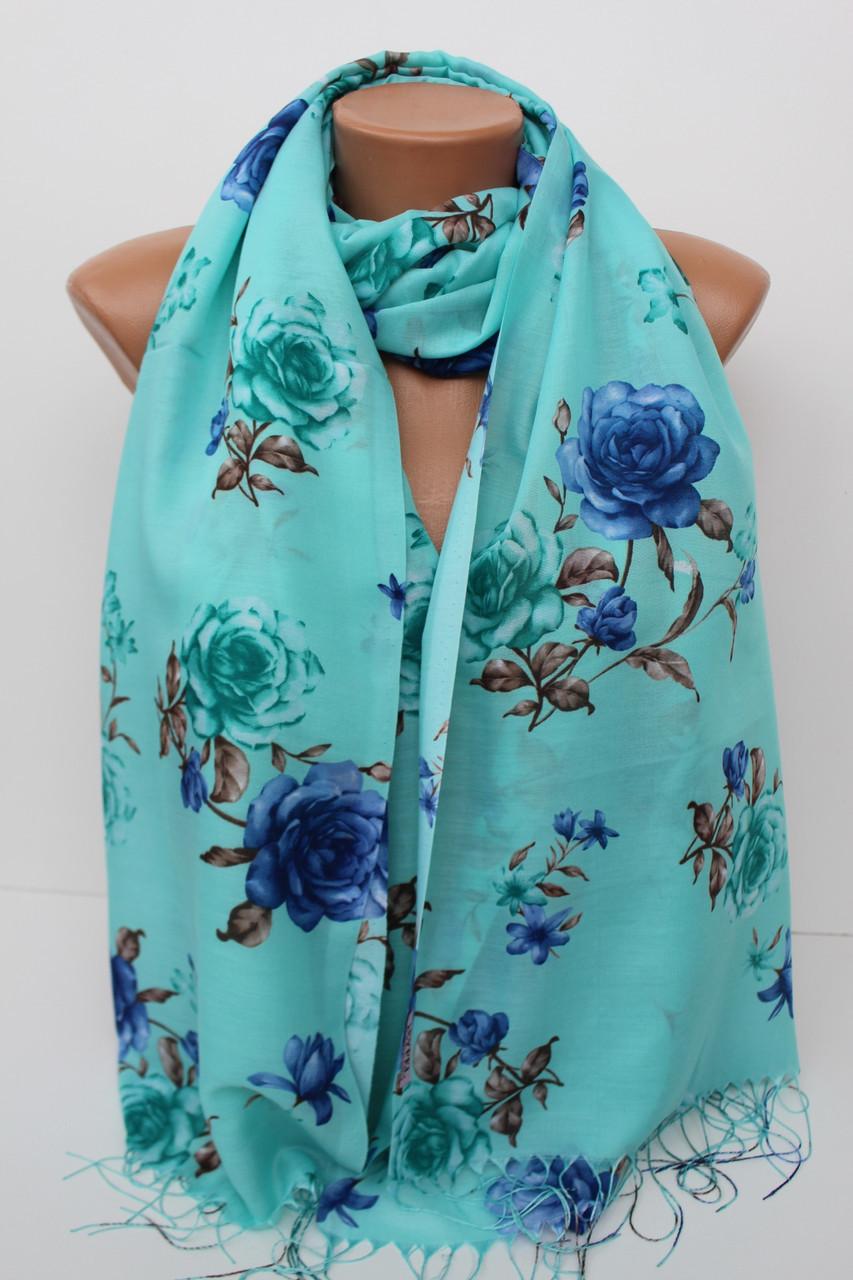 """Хлопкові шарфи """"Стелла"""" 146-4"""